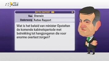 RTL Nieuws 'Hangjongere streng aanpakken'