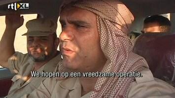 RTL Nieuws Libische rebellen krijgen Bani Walid in handen