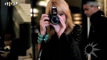 RTL Boulevard Linda de Mol in New York: Behind the scenes