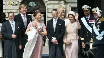 RTL Boulevard Willem-Alexander peetouder van prinses Estelle