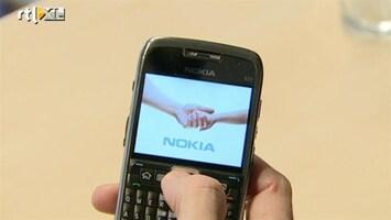 RTL Z Nieuws Nokia geeft winstwaarschuwing: het complete verhaal