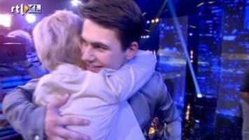 X Factor - Ouders Supertrots Op Haris