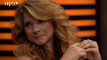 RTL Late Night Marlies Dekkers kapot van faillissement