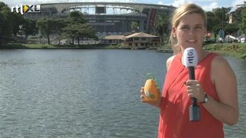 RTL Nieuws De Braziliaanse vuvuzela, de caxirola, is nu al verboden