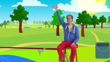 Juf Roos - Op Een Grote Paddenstoel