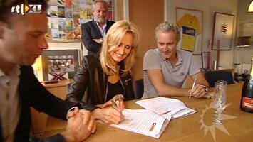 RTL Boulevard Natasja Froger tekent bij RTL