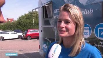 Daisy van der Weijden: 'Maarten maakt grapjes en voelt zich lekker en goed'