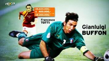 RTL Nieuws Italiaanse voetbalmiljonairs staken