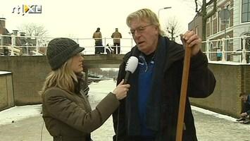 RTL Nieuws Friezen houden hoop na kater Elfstedentocht