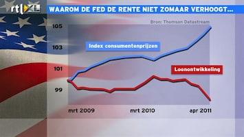 RTL Z Nieuws 1730: Vier redenen waarom Bernanke de rente niet verhoogt