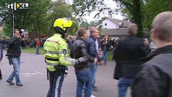 RTL Nieuws 'Rommelige communicatie rond rellen Haren'