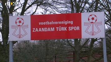 RTL Nieuws KNVB schorst alle spelers Zaandam Türk Spor