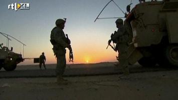 RTL Nieuws Amerikanen weg uit Irak