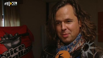 RTL Boulevard Repetities Voice of Holland LIVE