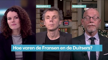RTL Z Voorbeurs Aflevering 241 griepje voor Duitsland en Frankrijk?