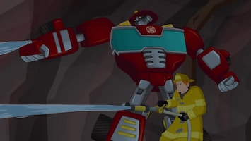 Rescue Bots The alien invasion of Griffin Rock