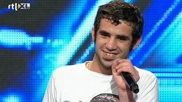 Het Beste Van X Factor Worldwide - Antonio Heeft Een Steuntje In De Rug 'hard' Nodig!