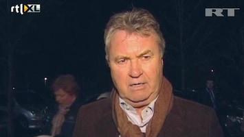 RTL Nieuws Hiddink lonkt weer naar Rusland