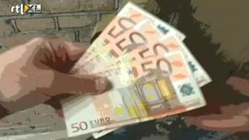RTL Nieuws Pinlimiet tegen geldezels