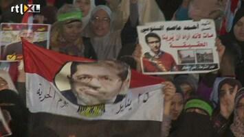 RTL Nieuws Aanhangers Morsi blijven protesteren