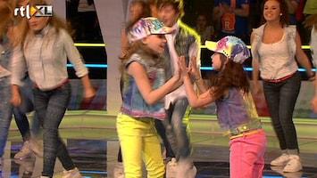 Everybody Dance Now Noa en Indy 'verrukkelijk om naar te kijken'