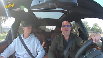 Bij Andy In De Auto! Afl. 7