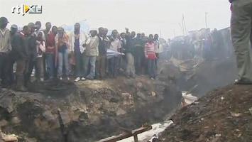 RTL Nieuws Veel doden bij explosie pijpleiding Kenia