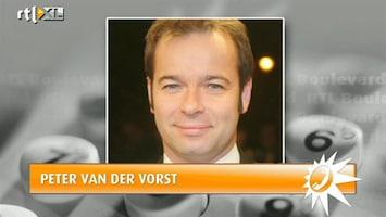 RTL Boulevard Henny Huisman ruziet met Peter van der Vorst