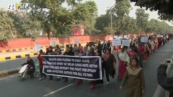 RTL Nieuws India: stop geweld tegen vrouwen