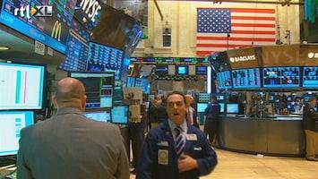 RTL Nieuws Amerikanen woedend: actie tegen banken veel te laat