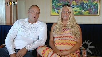 RTL Boulevard Barbie over aanstaande bevalling