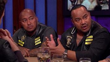RTL Late Night: 'Satudarah staat voor het Molukse volk' (fragment)