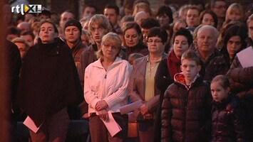 RTL Nieuws Lommel herdenkt slachtoffers busongeluk