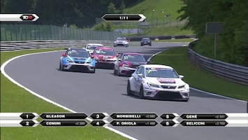 RTL GP: TCR Series Oostenrijk - Salzburgring