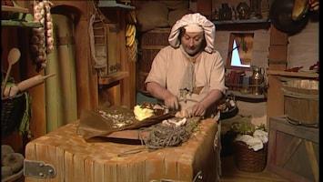Piet Piraat - Brand In De Kombuis