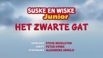 Suske En Wiske Junior Het zwarte gat