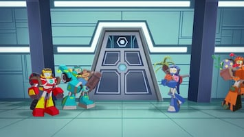 Transformers Rescue Bots Academy Afl. 47