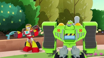 Transformers Rescue Bots Academy Afl. 5