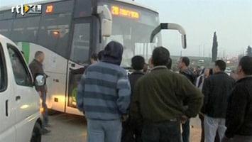 RTL Nieuws Aparte bussen voor Palestijnen in Israël