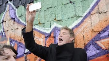 RTL Nieuws Hasselhoff strijdt voor de Berlijnse muur