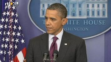RTL Nieuws Obama: VS grijpt niet eenzijdig bij Syrië in