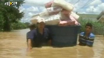 RTL Nieuws Noodtoestand Bolivia door hevige regen