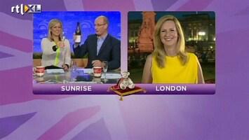 RTL Nieuws Felicitaties van over hele wereld voor geboorte prinsje