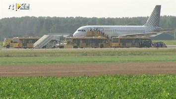 RTL Nieuws Onderzoek naar schijngijzeling vliegtuig