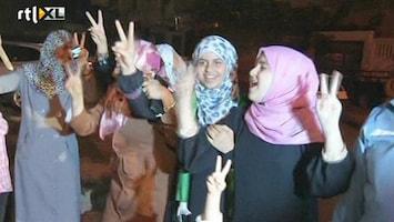 RTL Nieuws Bewoners Gaza dolblij met broos bestand