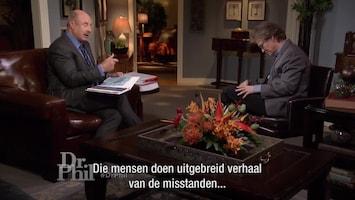 Dr. Phil - Spiritual Leader In The Spotlight: Ex-rabbi Accused