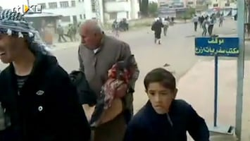 RTL Nieuws Bloedige vrijdag in Syrië