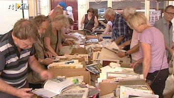 RTL Nieuws Deventer Boekenmarkt blijft populair