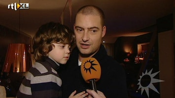 RTL Boulevard Sint bij gezin Lange Frans
