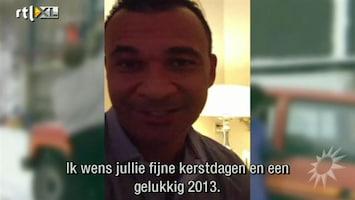 RTL Boulevard BN'ers vieren kerst 2012